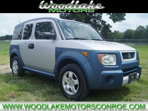 2005 Honda Element for sale in Conroe, TX