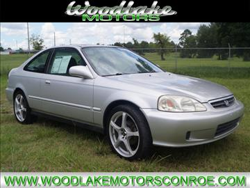 1999 Honda Civic for sale in Conroe, TX