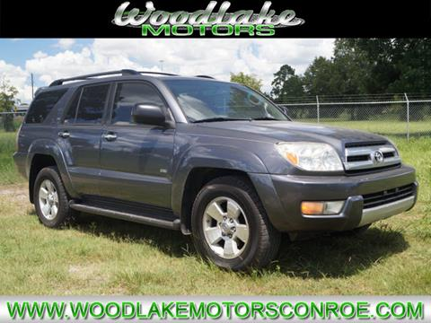 2004 Toyota 4Runner for sale in Conroe, TX