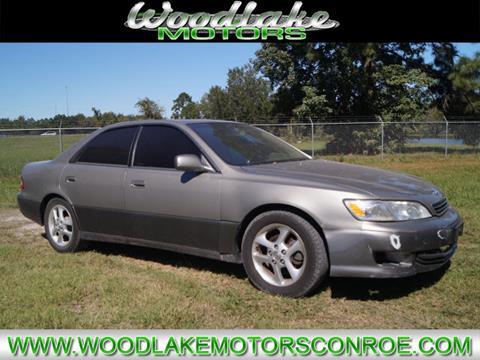 2001 Lexus ES 300 for sale in Conroe, TX
