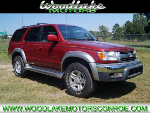 2001 Toyota 4Runner for sale in Conroe, TX