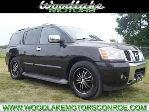 2006 Nissan Armada for sale in Conroe, TX
