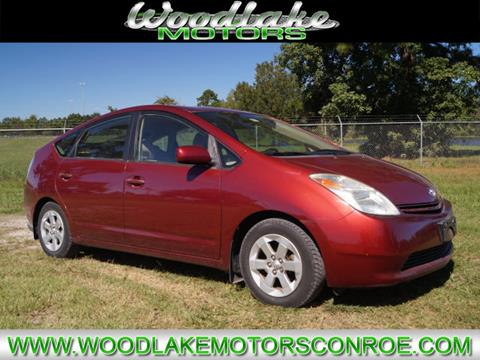 2004 Toyota Prius for sale in Conroe, TX