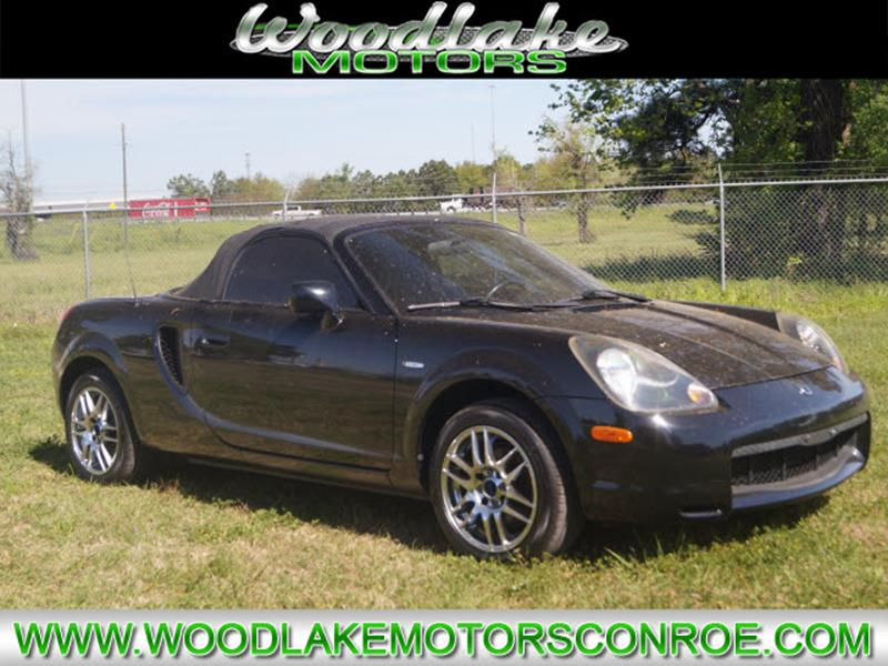 2000 toyota mr2 spyder 2dr convertible in conroe tx