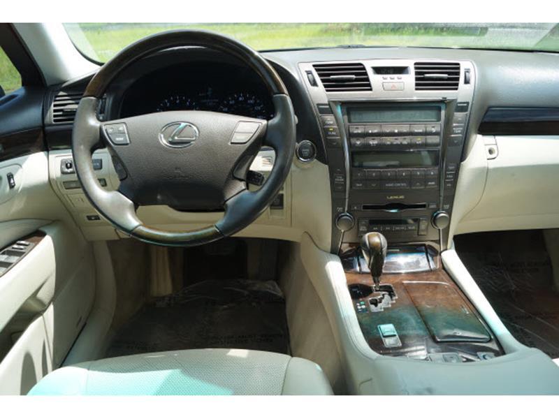 2007 Lexus LS 460 4dr Sedan - Conroe TX