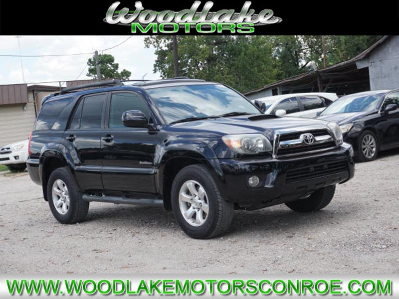 2006 Toyota 4Runner Sport Edition 2WD   Conroe TX