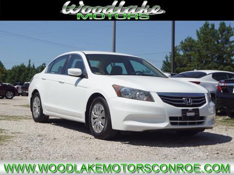 2011 Honda Accord For Sale >> Honda Accord For Sale In Conroe Tx Woodlake Motors