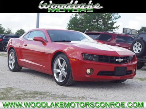 Chevrolet Camaro For Sale In Conroe Tx Woodlake Motors