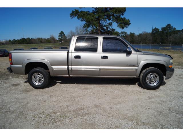 2001 Chevrolet Silverado 1500HD HD Crew Cab LS 2WD - Conroe TX