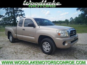2005 Toyota Tacoma for sale in Conroe, TX