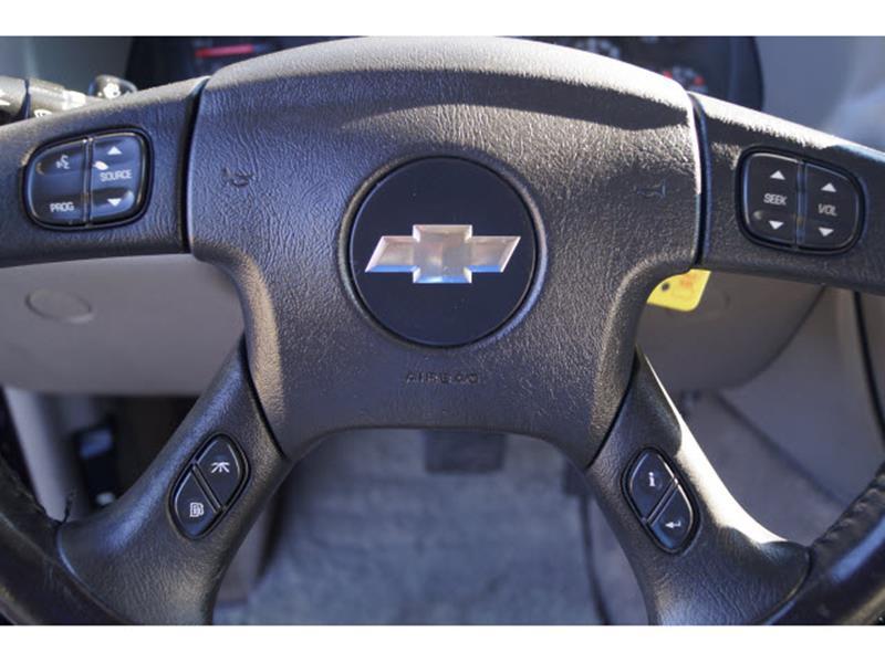 2008 Chevrolet TrailBlazer LT1 2WD - Conroe TX