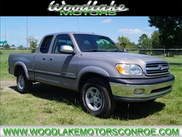 2001 Toyota Tundra for sale in Conroe, TX