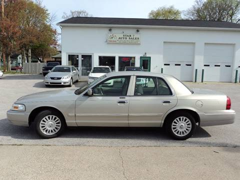 2007 Mercury Grand Marquis for sale in Muskegon, MI