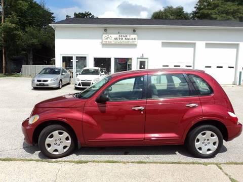 2009 Chrysler PT Cruiser for sale in Muskegon, MI