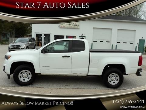 2015 Chevrolet Colorado for sale in Muskegon, MI