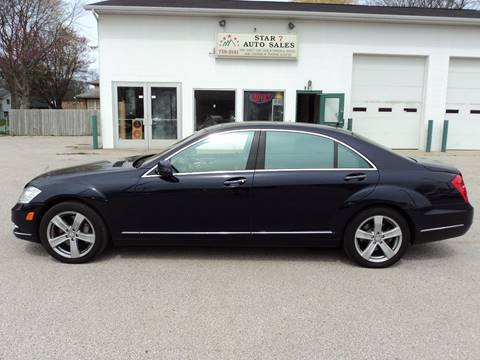 2013 Mercedes-Benz S-Class for sale in Muskegon, MI