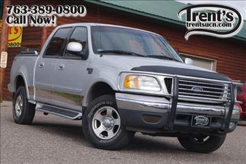 2001 Ford F-150 for sale in Princeton, MN