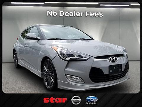2013 Hyundai Veloster for sale in Bayside, NY