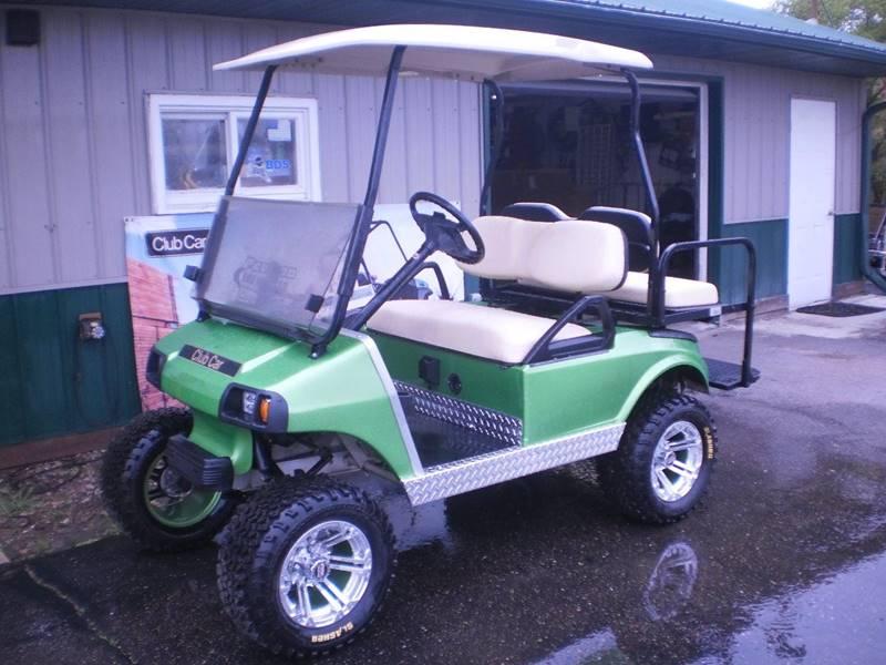 2006 Club Car DS  - Chippewa Falls WI