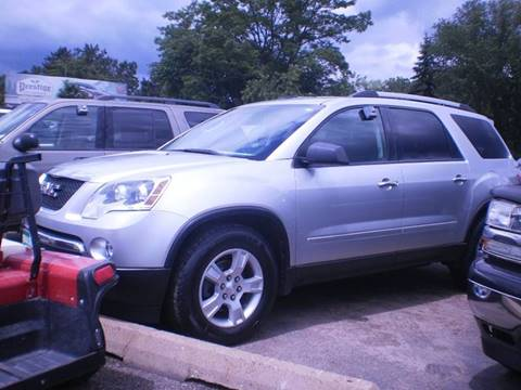 2011 GMC Acadia for sale in Chippewa Falls, WI
