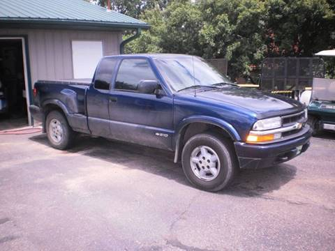 2000 Chevrolet S-10 for sale in Chippewa Falls, WI