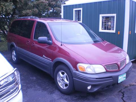 2004 Pontiac Montana for sale in Chippewa Falls, WI