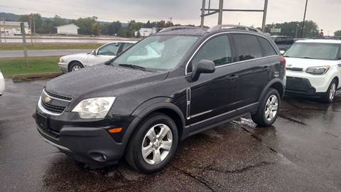 2013 Chevrolet Captiva Sport for sale in Chippewa Falls, WI