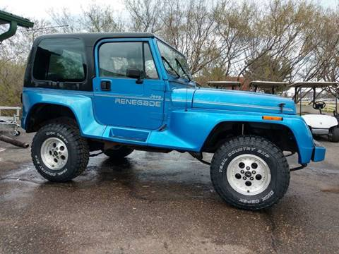 1993 Jeep Wrangler for sale in Chippewa Falls, WI