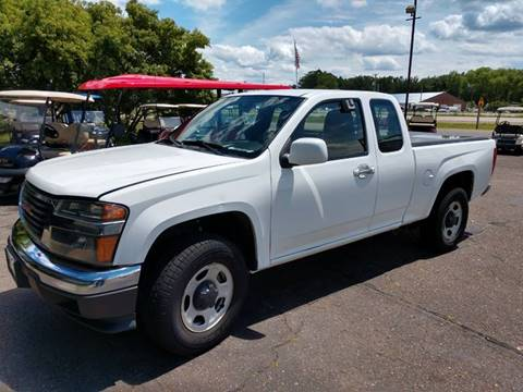 2011 GMC Canyon for sale in Chippewa Falls, WI
