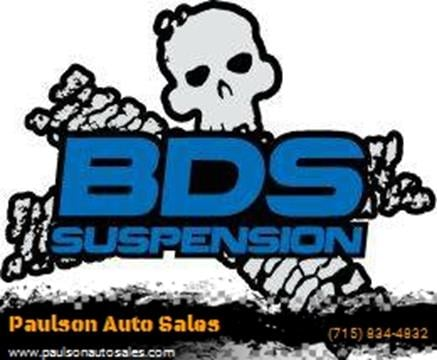 2019 bds suspension for sale at Paulson Auto Sales in Chippewa Falls WI