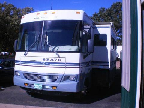 2004 Winnebago brave for sale at Paulson Auto Sales in Chippewa Falls WI