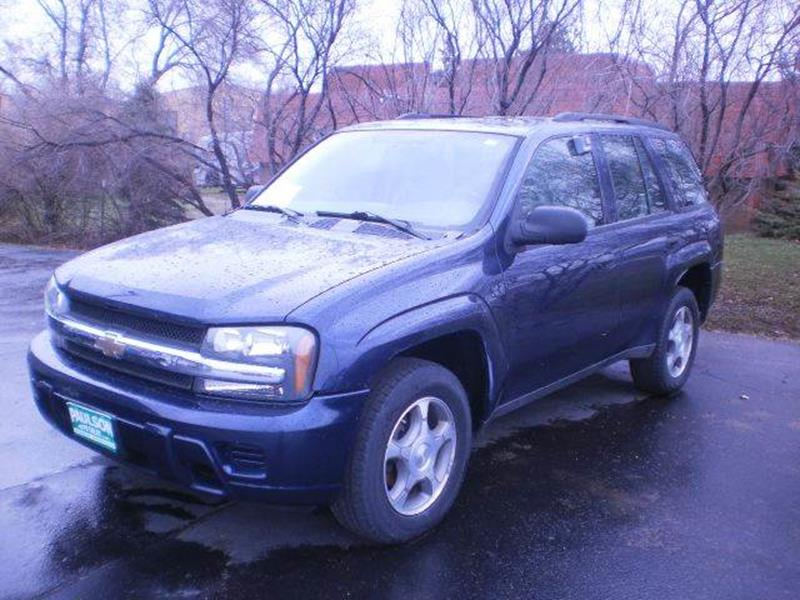 2007 Chevrolet TrailBlazer for sale at Paulson Auto Sales in Chippewa Falls WI