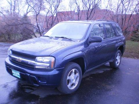 2007 Chevrolet TrailBlazer for sale at Paulson Auto Sales in Chippewa Falls WI