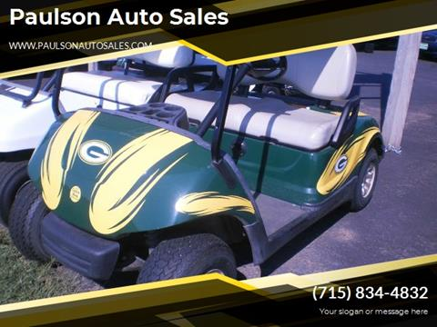 2009 customs sample of past for sale at Paulson Auto Sales in Chippewa Falls WI