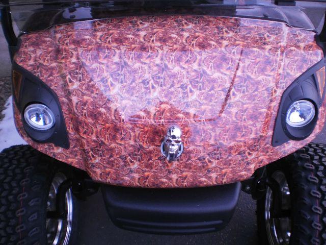 2007 Yamaha skull drive g29 - Chippewa Falls WI