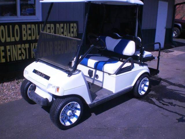 2002 Club Car DS  - Chippewa Falls WI