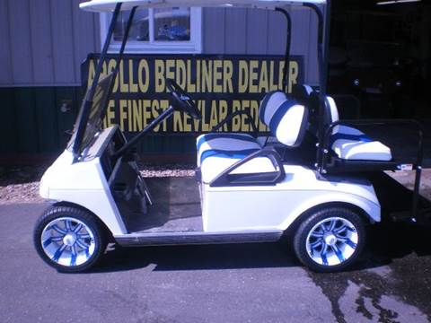 2002 Club Car DS