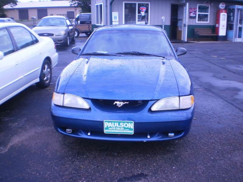 1998 Ford Mustang 2dr Coupe - Chippewa Falls WI