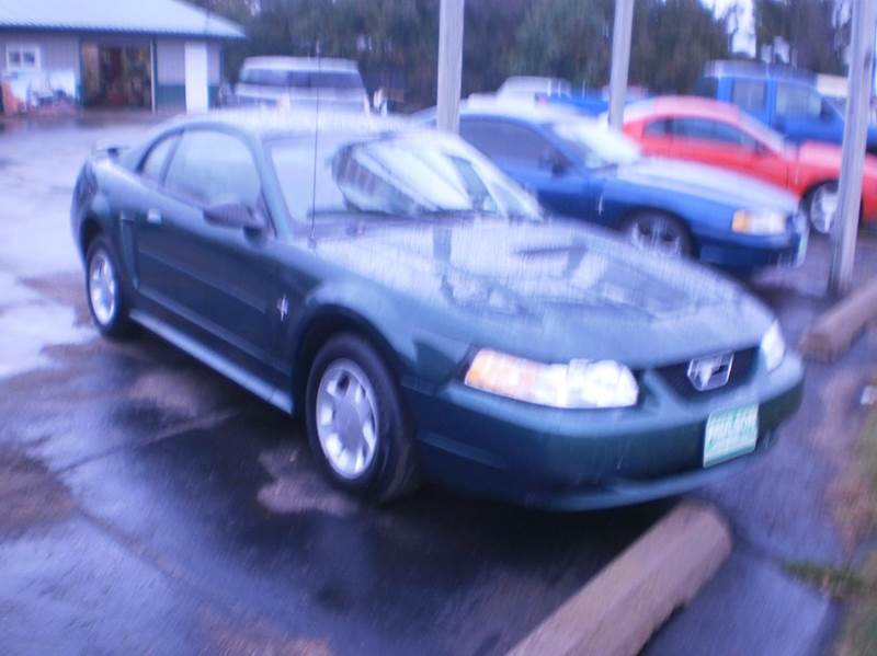 2001 Ford Mustang 2dr Coupe - Chippewa Falls WI