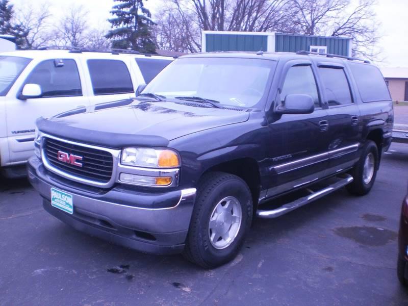 2005 GMC Yukon XL 1500 SLT 4WD 4dr SUV - Chippewa Falls WI