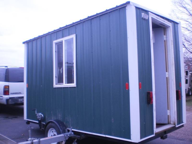 2010 ice shack 7x12  - Chippewa Falls WI