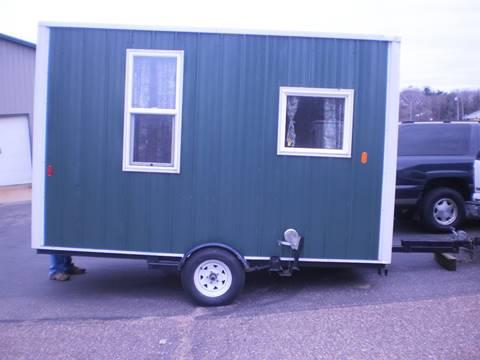 2010 ice shack 7x12