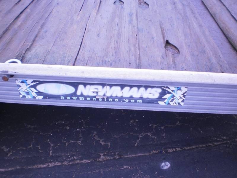 2010 newman snowmobile? 7x12 - Chippewa Falls WI