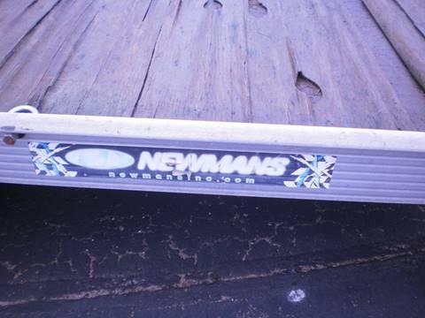 2010 newman snowmobile?