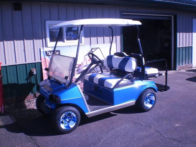 2006 Club Car DS custom - Chippewa Falls WI