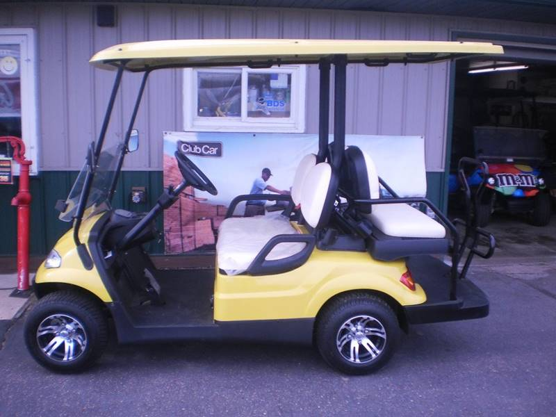 2017 andvanced EV golf cart  - Chippewa Falls WI