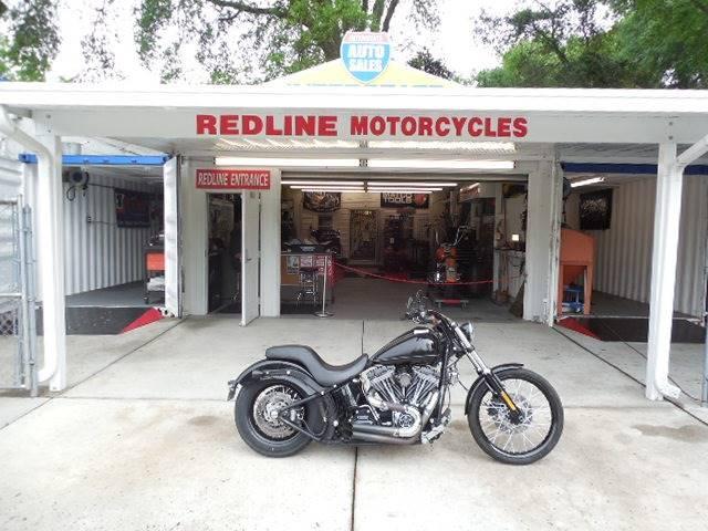 2011 Harley Davidson Blackline In Pensacola Fl Interstate Auto Sales