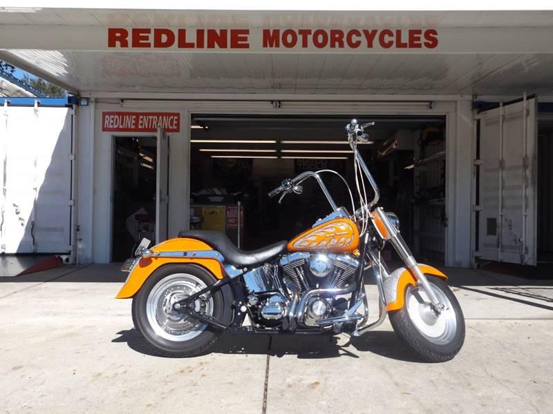 2004 Harley Davidson Flstf Fat Boy In Pensacola Fl Interstate Auto