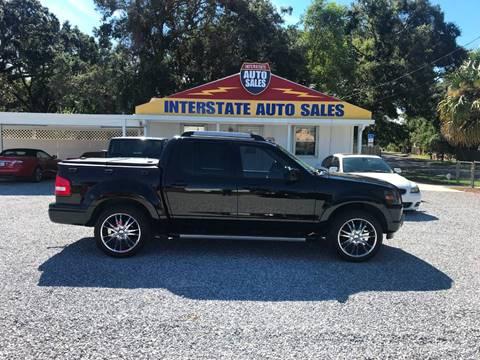2007 Ford Explorer Sport Trac for sale in Pensacola, FL