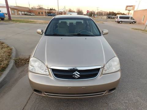 2006 Suzuki Forenza for sale in Salina, KS